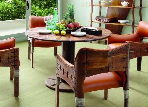Этнический стиль мебели