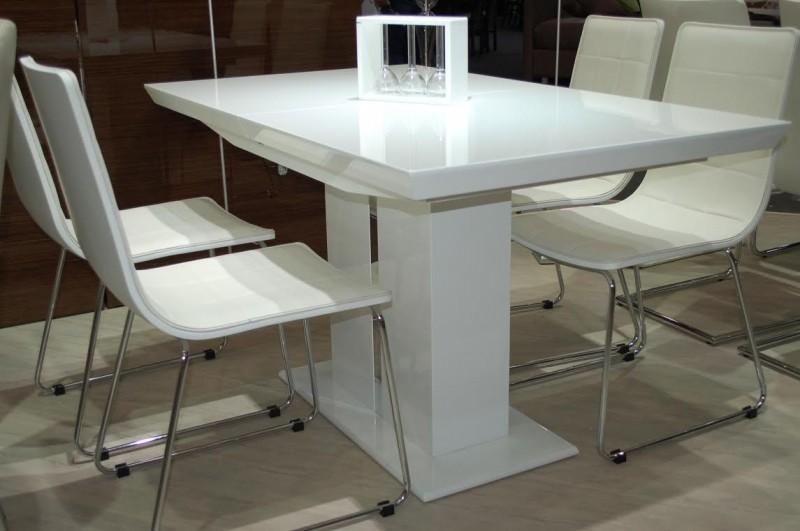 стол модерн Nl Atlanta атланта 120160х76 белый