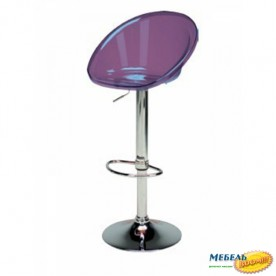 Барный стул GRANDSOLEIL CA- SPHERE PURPLE S2805TRMAV