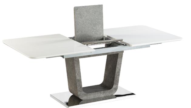 Стол обеденный под бетон раскладной купить сделать из бетона