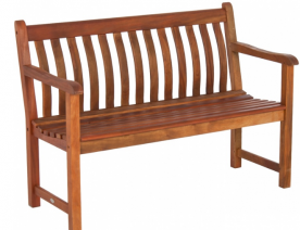 Лавка из дерева Alexander Rose TEA- CORNIS BROADFIELD BENCH 1.2M