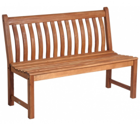 Лавка из дерева Alexander Rose TEA-CORNIS SIDE BENCH 1.07M